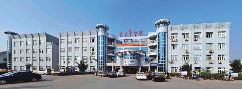 安吉中医院